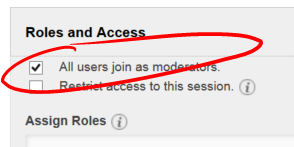 roles and access