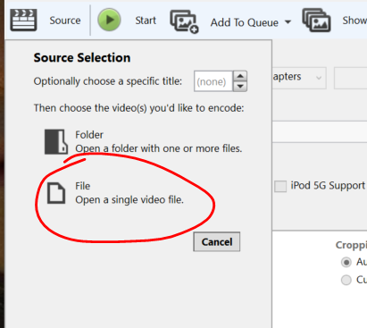single-file